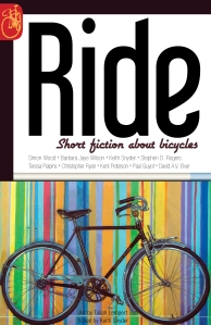 Cover of RIDE: Short Fiction About Bicycles