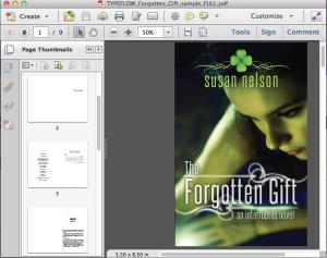 Forgotten Gift PDF thumb