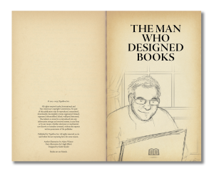 The Man Who Designed Books